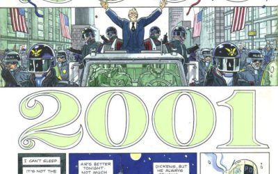 Give me liberty, or give me Afrofuturism: Frank Miller's dystopian America